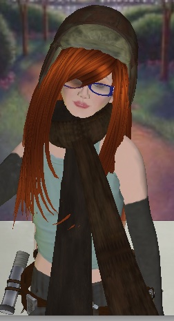 my avatar on Second Life