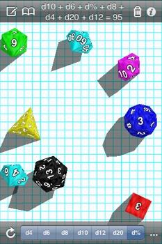 Dicenomicon screenshot