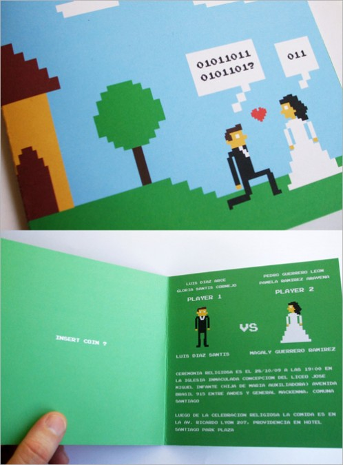 8bitwedding