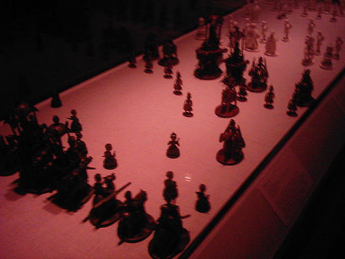 Photo (Flickr): Chess by Howard Walfish
